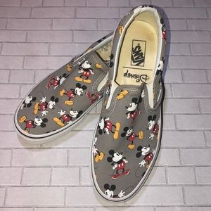Limited Edition: Mickey Mouse Vans